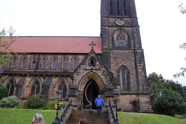 St Chad's Church, Leeds Peaky Blinders