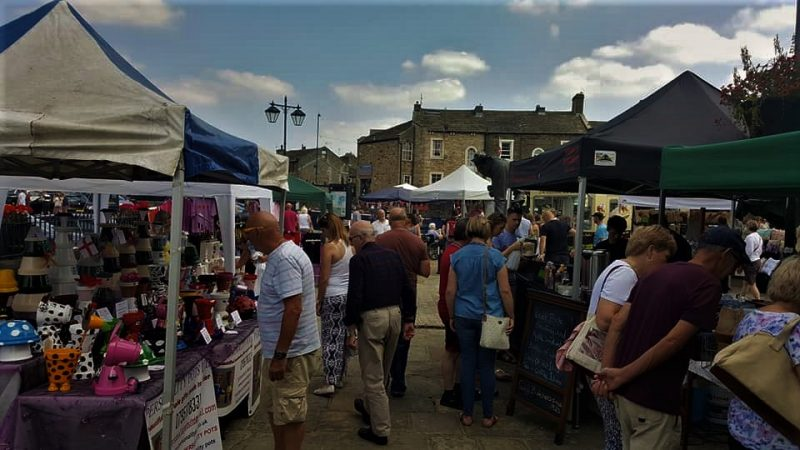 Skipton Farmers and Craft Market