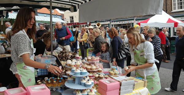 Harrogate Farmers Market