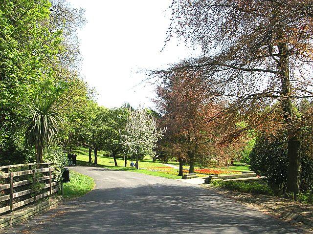 peel park used in filming of Peaky Blinders in Yorkshire
