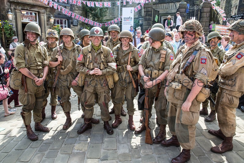 Haworth 1940s Weekend - Things to do in Haworth