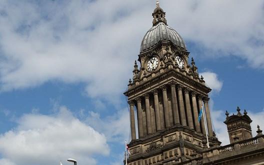 Leeds Town Hall Peeky Blinders