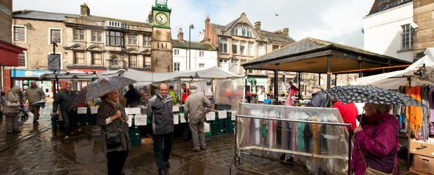 Otley Farmers Market