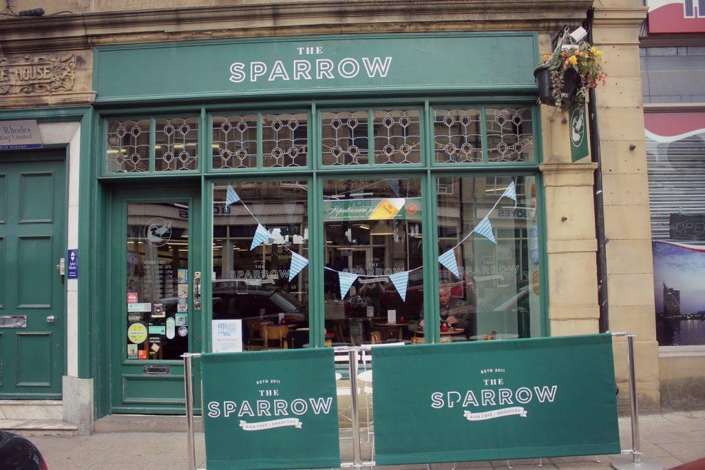 The Bradford Sparrow Bier