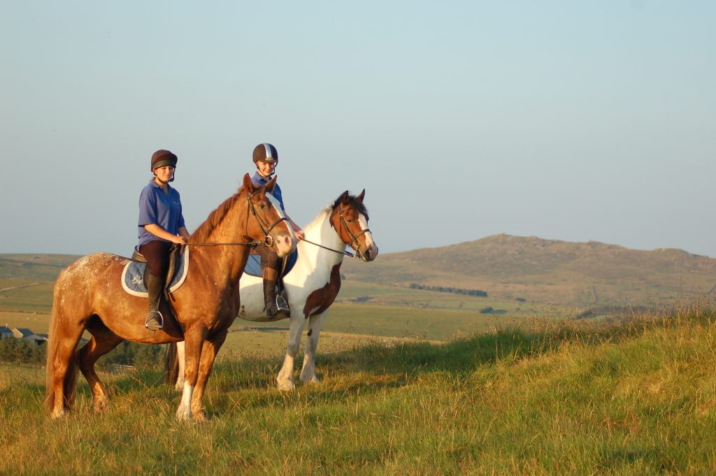 Boltby Horse Trekking Things To Do In Thirsk