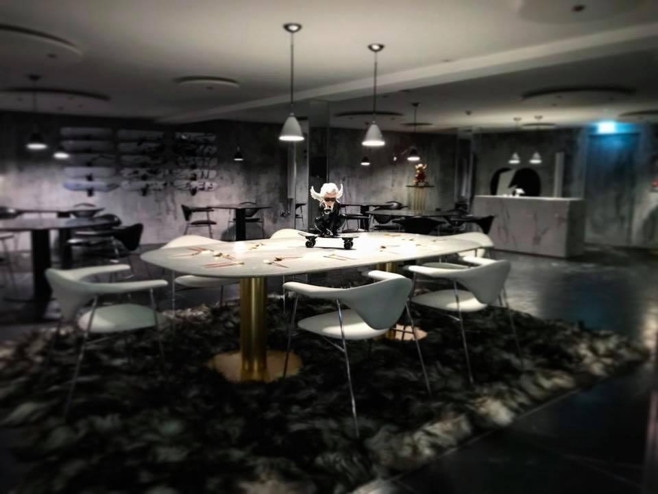 Michelin starred restaurant in Leeds