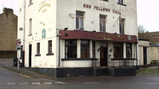 Oddfellows Hall Shipley