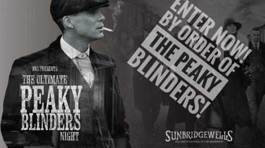 The Peaky Blinders at Bradford Sunbridge Wells