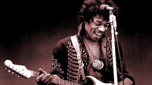 Jimi Hendrix in Ilkley