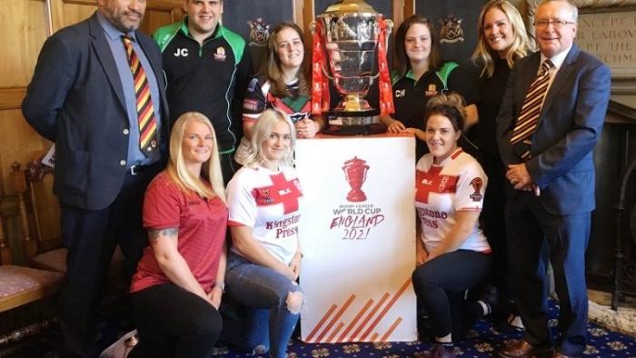 Bradford Rugby World Cup