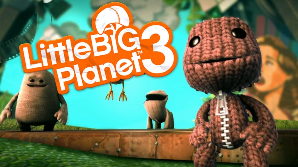 Little Big Planet 3 - Made in Sheffield, Yorkshire