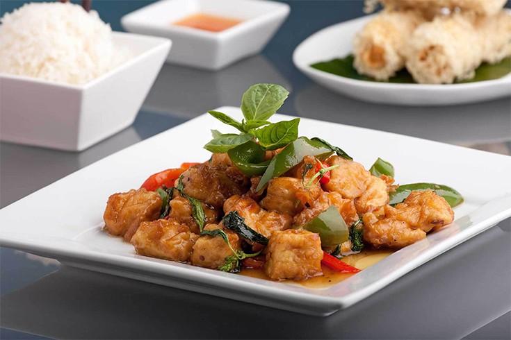 Line Thai Restaurant in Leeds