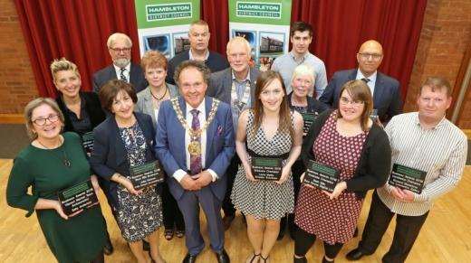 Hambleton business awards