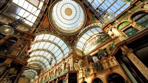 Victorian Building in Leeds