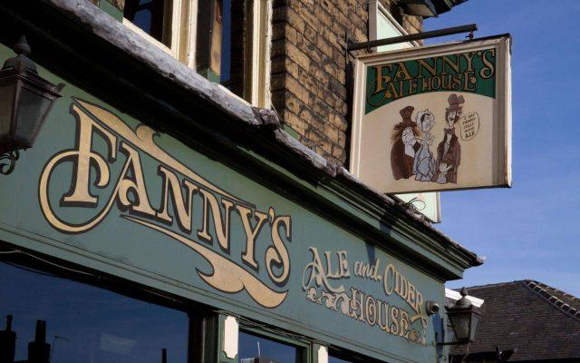 Fanny's Ale House in Saltaire