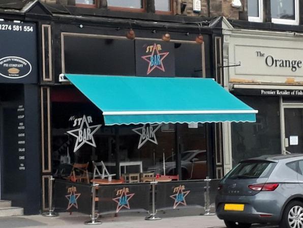 Al's Star Bar in Shipley