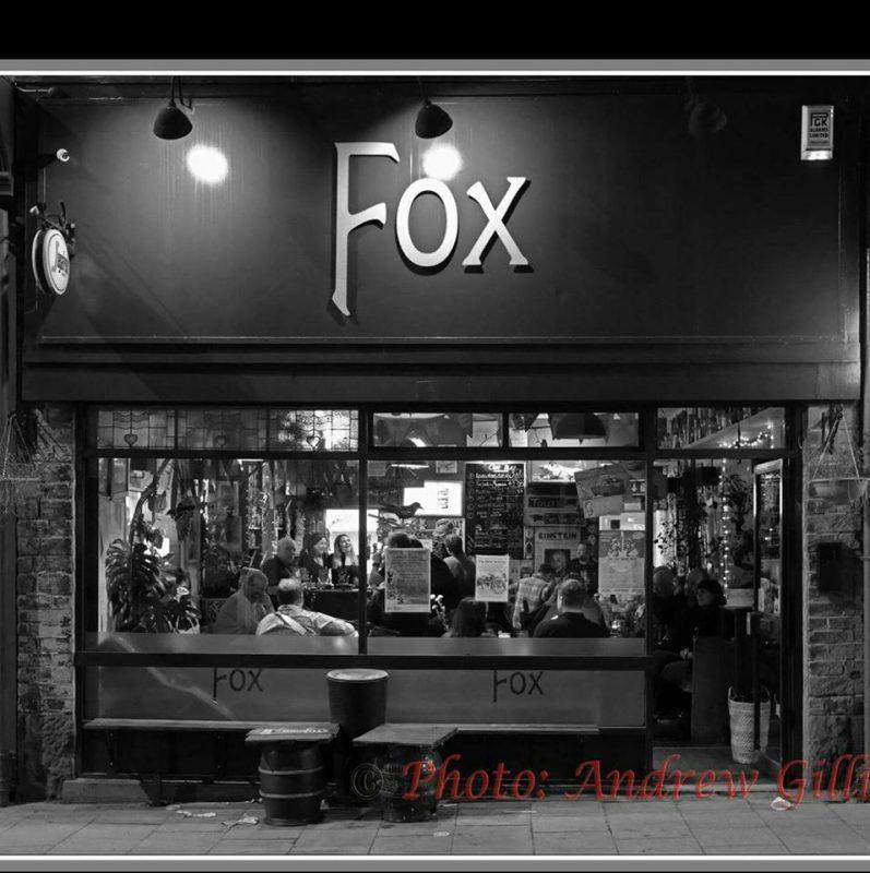 The Fox in Shipley