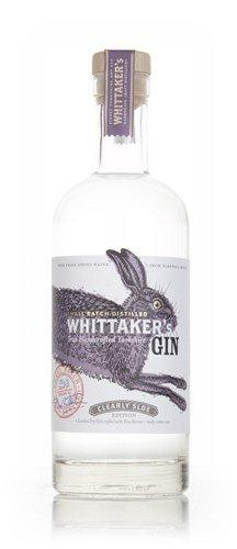 Whittaker's Clearly Sloe Gin