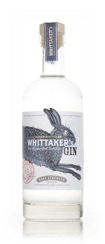 Whittaker's Navy Strength Gin