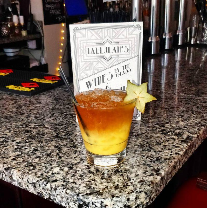 Tallulahs Bar in Saltaire