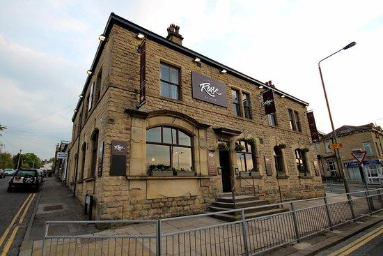 The Rosse in Saltaire