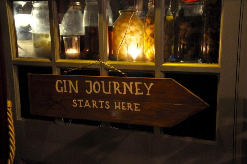 The Gin Journey Leeds