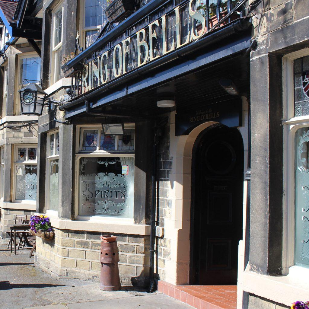 Ring of Bells Pub in Shipley