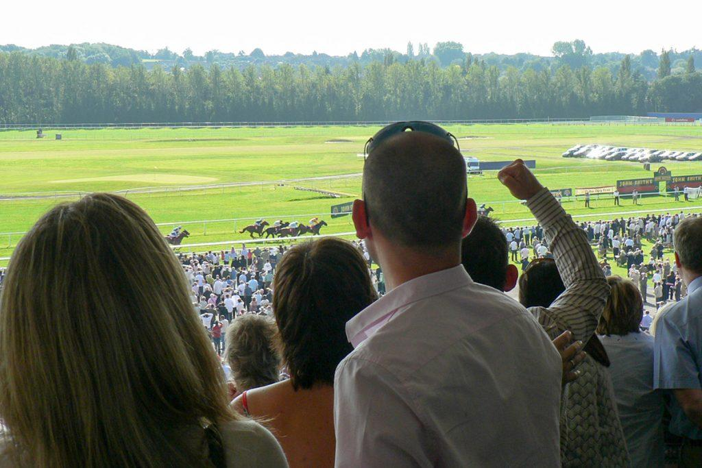 Horseracing in Doncaster