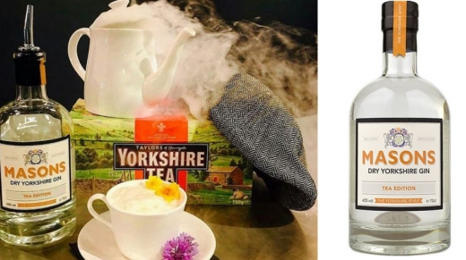 Yorkshire Tea Gin