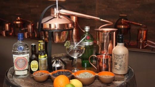 Gin Tasting in Leeds