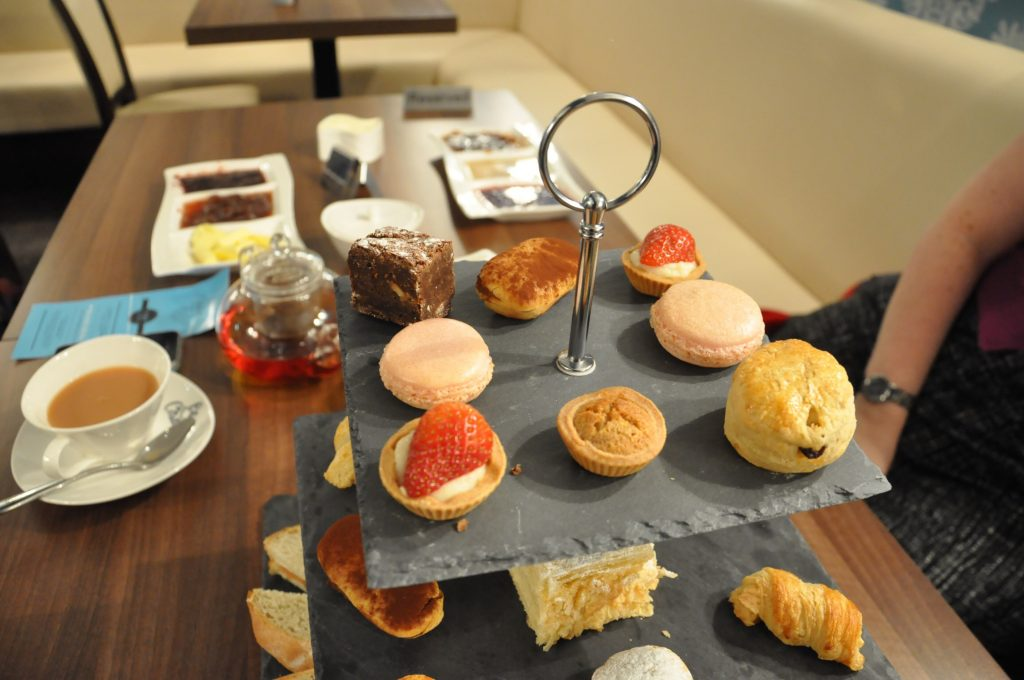 Le Chalet In Leeds Afternoon Tea