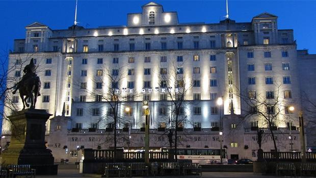 The Queens Hotel Hosts Afternoon Tea in Leeds City Centre