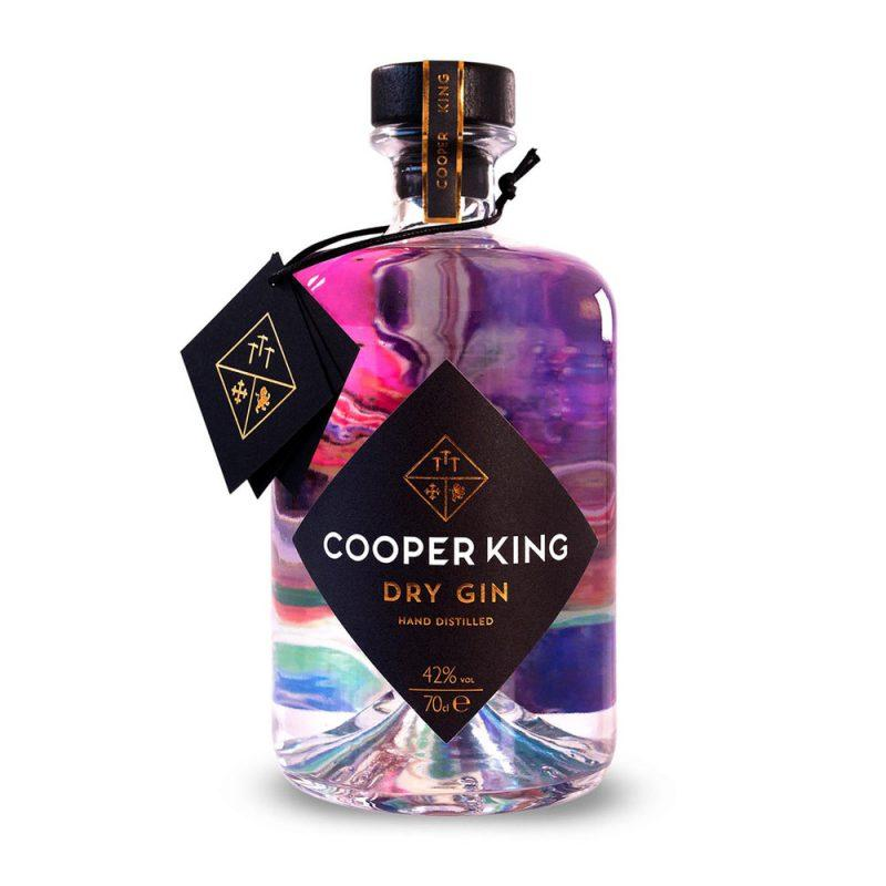 Cooper King Distillery Dry Gin