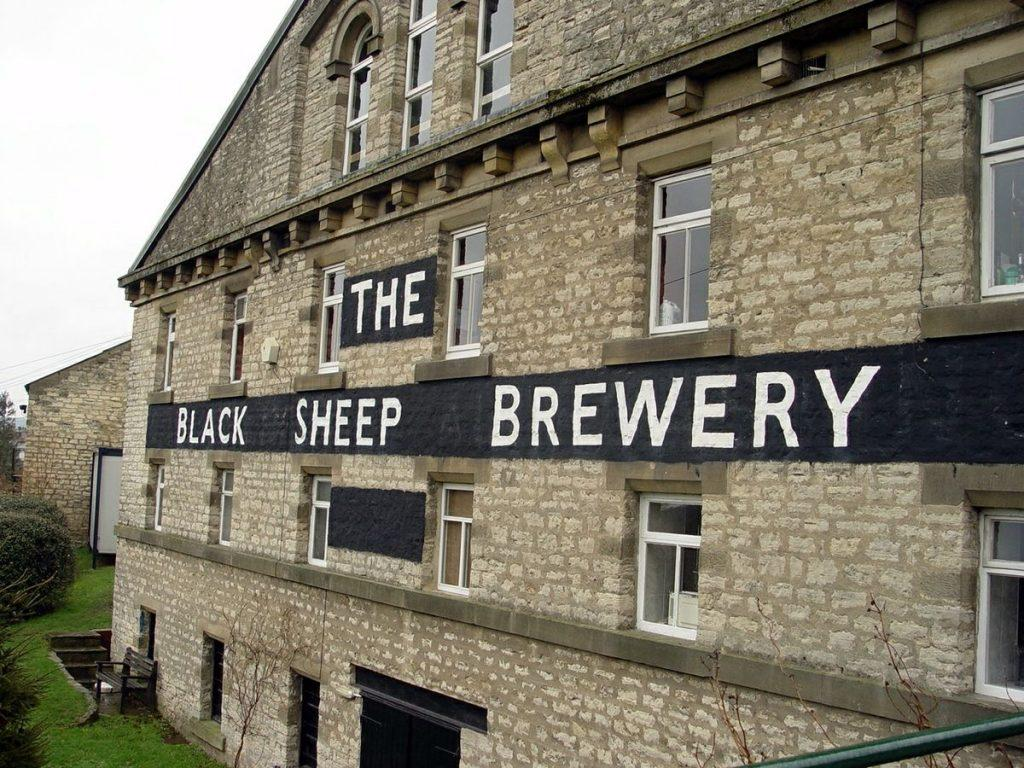Black Sheep Brewery in Yorkshire