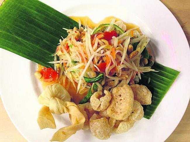 Chaophraya's food