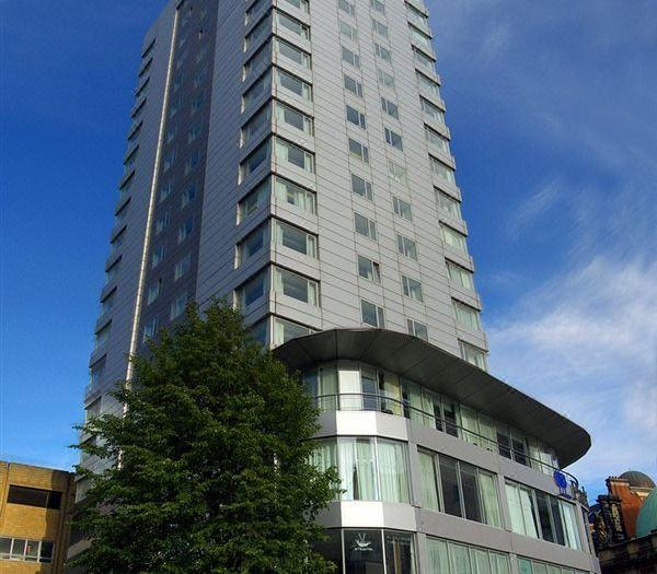 Plaza Park Hotel one of the tallest in Leeds