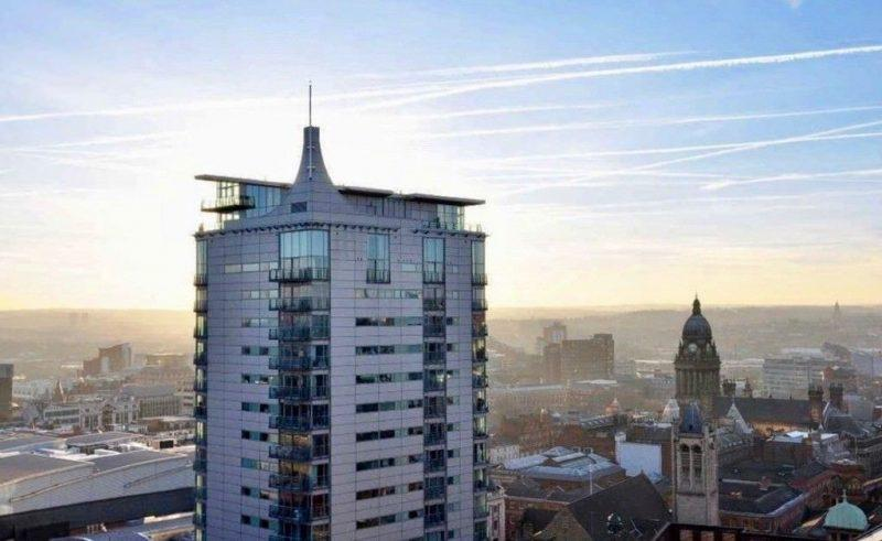 Tallest building in Leeds