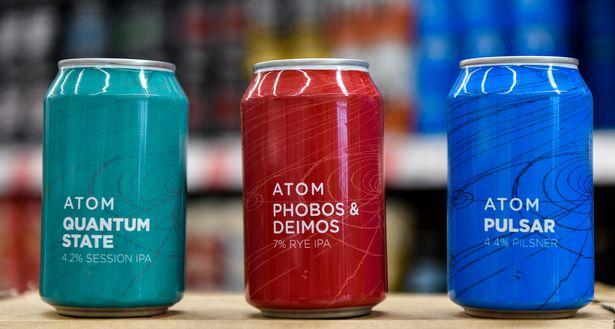Atom Beers Yorkshire