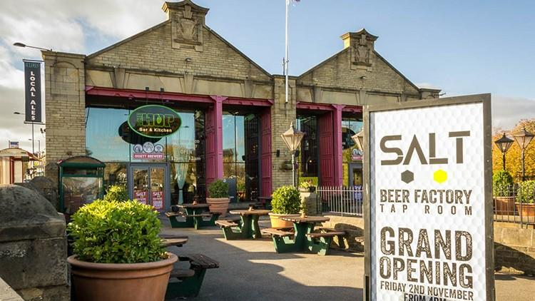 Salt Bar in Shipley
