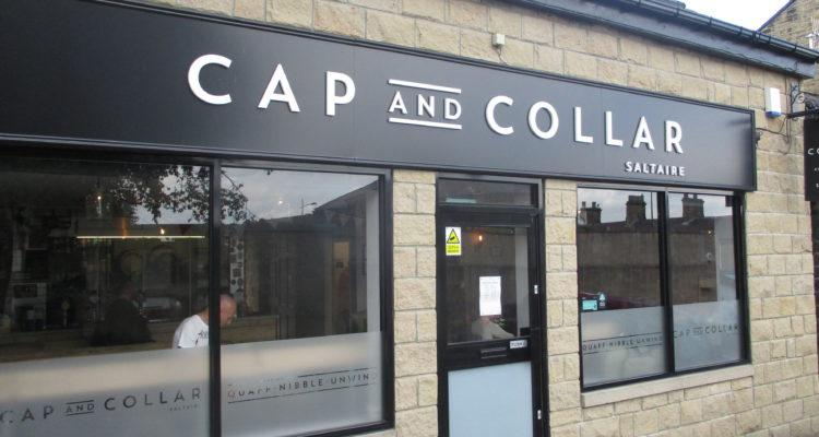 the cap and collar in saltaire