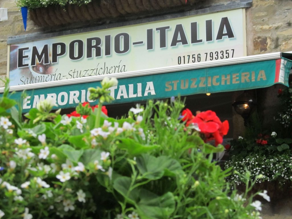 External Photo of Emporio Italia in Ilkley, West Yorkshire