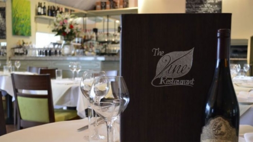 The Vines italian restaurant in Ilkley