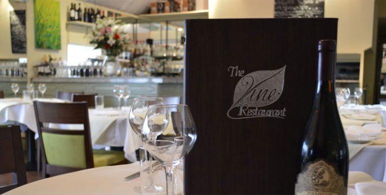 The Vines italian restaurant in Ilkley
