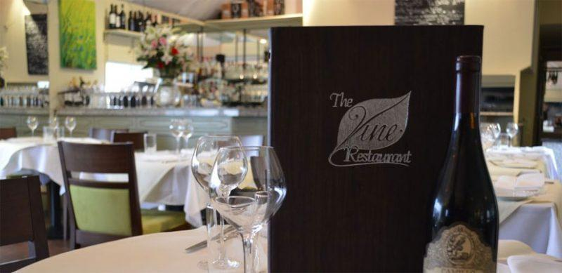 The Vine Italian Restaurant in Ilkley