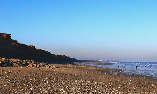 mappleton beaches in  yorkshire