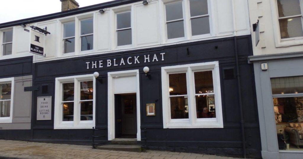 The Black Hat in Ilkley