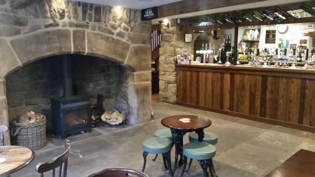 The Flying Duck Pub in Ilkley