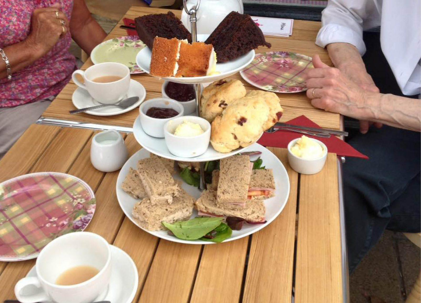 Tiplings Afternoon Tea in Ilkley