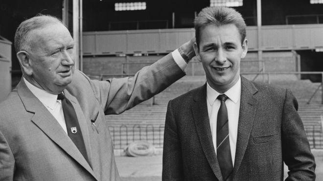 Brian Clough Leeds United Manager