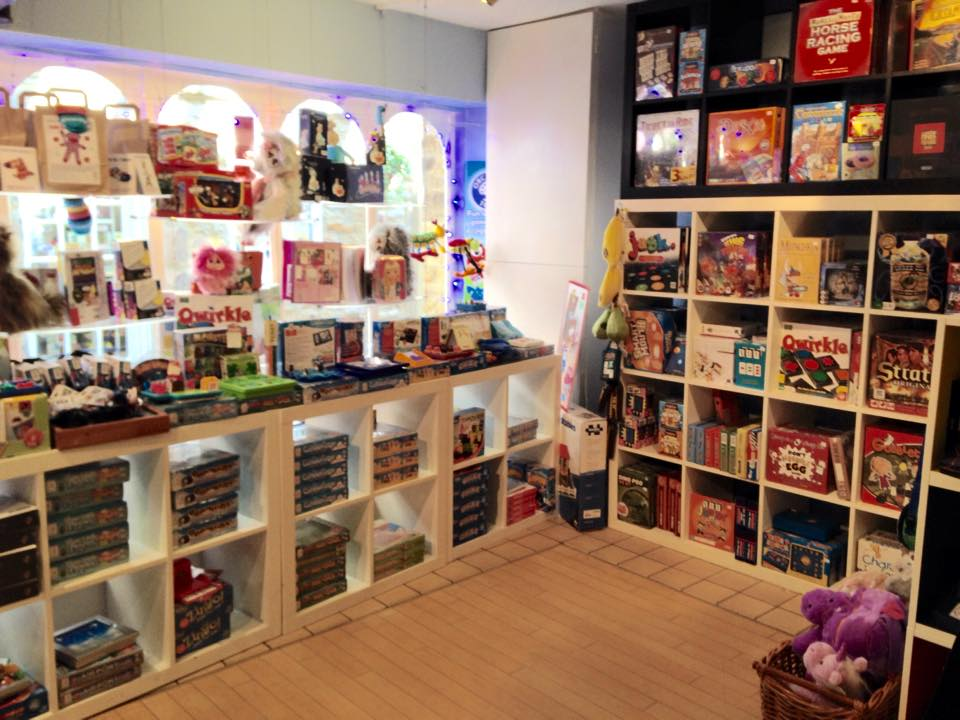 the present planners toy shop skipton
